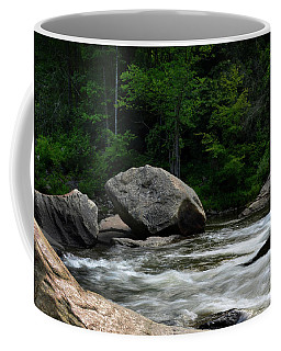 Elk River Rocks Coffee Mug