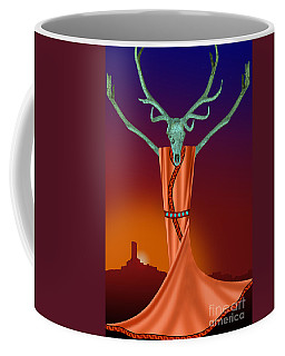 Elk Spirit Coffee Mug