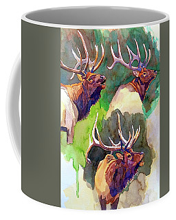 Elk Studies Coffee Mug