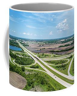 Elkhorn Cloverleaf Coffee Mug