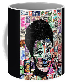 Lady Ella Fitzgerald Coffee Mug