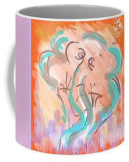 Ella The Elephant Coffee Mug by Jason Nicholas