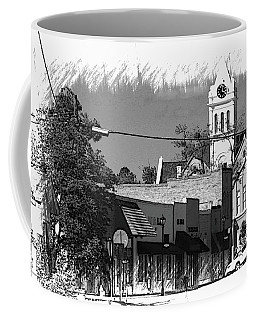 Coffee Mug featuring the photograph Ellaville, Ga - 3 by Jerry Battle
