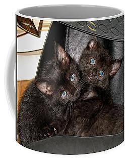 Ellen And Elvira Coffee Mug