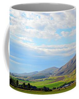 Ellensburg - Manastash Ridge Coffee Mug