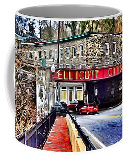 Ellicott City Coffee Mug by Stephen Younts