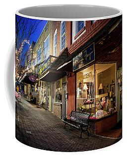 Ellijay Window Shopping Coffee Mug