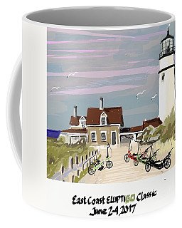 Elliptigo Art Coffee Mug