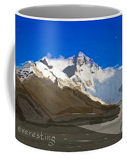 Elliptigo Everesting Coffee Mug