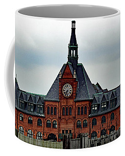 Communipaw Terminal No. 49 Coffee Mug