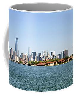 Ellis Island New York City Coffee Mug