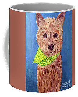 Ellis Date With Paint Mar 19 Coffee Mug