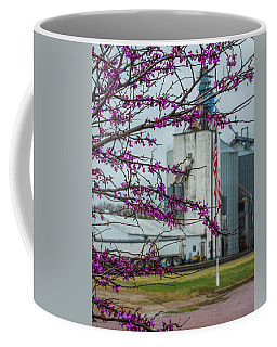 Coffee Mug featuring the photograph Ellsworth Blooms by Darren White