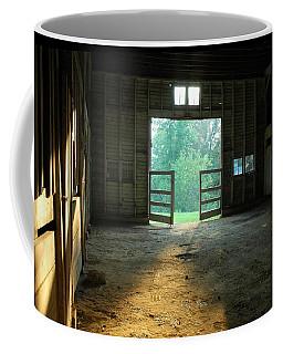 Ellwood Barn 2 Coffee Mug