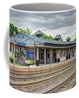 Elmhurst Il Metra Station 2018 Coffee Mug