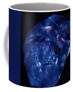 Elongated Crystal Skull Coffee Mug