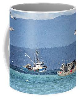 Coffee Mug featuring the photograph Elora Jane by Randy Hall