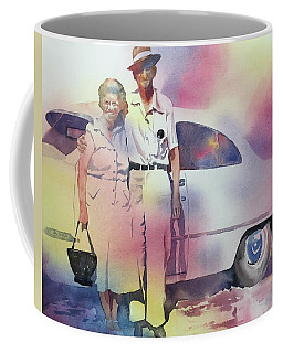 Elsie And Barney Shields Coffee Mug