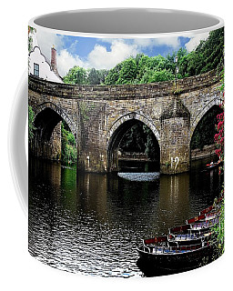Elvet Bridge Durham City Uk Coffee Mug