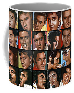 Elvis 24 Coffee Mug