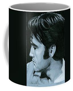Elvis 68 Revisited Coffee Mug