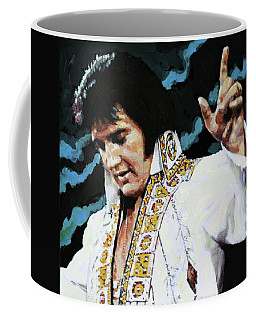 Elvis - How Great Thou Art Coffee Mug