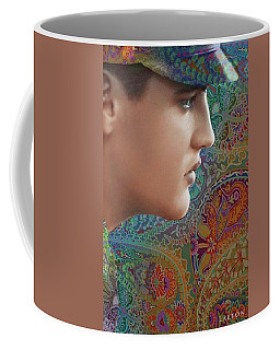 Elvis Coffee Mug