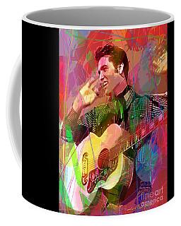 Elvis Rockabilly  Coffee Mug