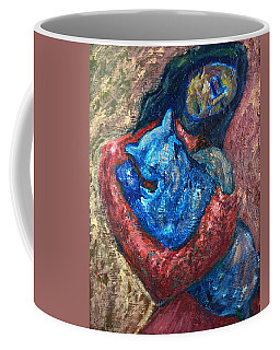 Embrace II Coffee Mug