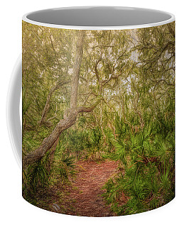 Coffee Mug featuring the photograph Embrace The Journey by John M Bailey