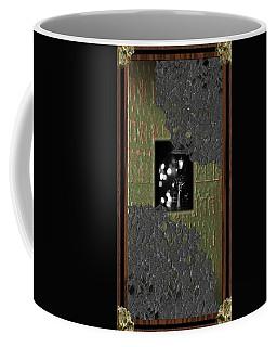 Embrace Through The Green Door Coffee Mug