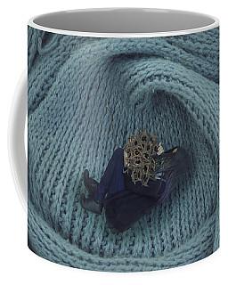Embracing Fear Coffee Mug