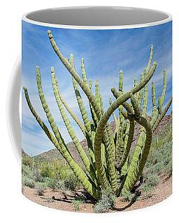 Embracing The Cristate Coffee Mug