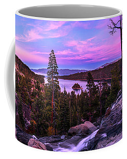 Emerald Bay Dreaming By Brad Scott Coffee Mug