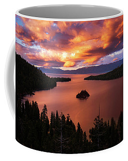 Emerald Bay Fire Coffee Mug