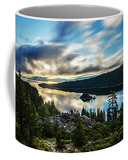 Emerald Bay Sunrise Lake Tahoe Coffee Mug