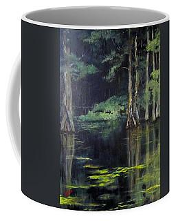 Emerald Bayou Coffee Mug