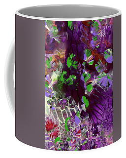 Emerald Butterflies Of Costa Rica Coffee Mug