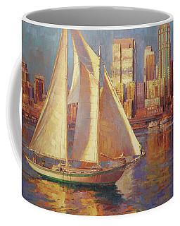 Emerald City Twilight Coffee Mug