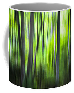 Green Forest - North Carolina Coffee Mug
