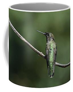 Emerald Glow Coffee Mug