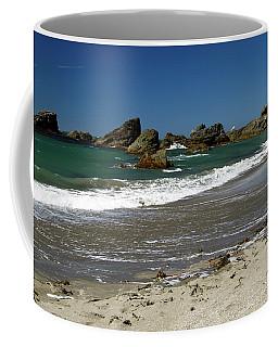 Emerald Green Getaway Coffee Mug