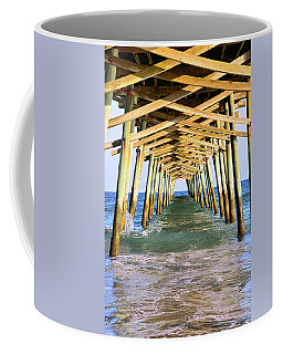 Emerald Isles Pier Coffee Mug