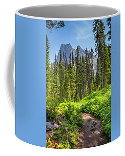 Coffee Mug featuring the photograph Emerald Lake Circuit by Mark Mille