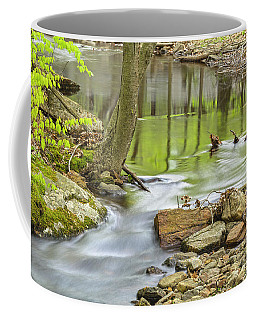 Emerald Liquid Glass Coffee Mug