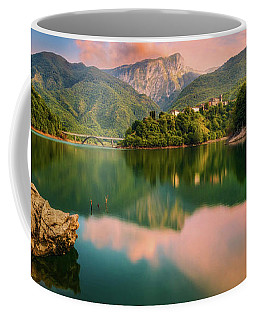 Emerald Mirror Coffee Mug