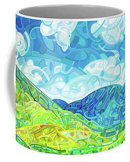 Emerald Moments Coffee Mug