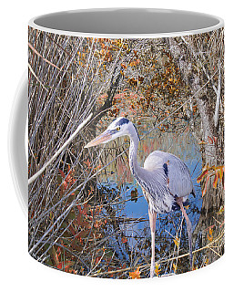 Emerging From The Swamp Coffee Mug by Judy Kay