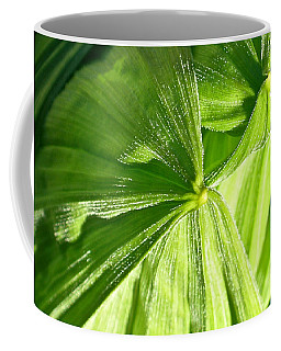 Emerging Plants Coffee Mug