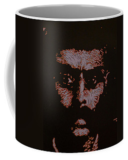 Emiliano Zapata Neon 1 Coffee Mug
